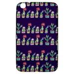 Cute Cactus Blossom Samsung Galaxy Tab 3 (8 ) T3100 Hardshell Case