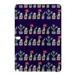Cute Cactus Blossom Samsung Galaxy Tab Pro 10.1 Hardshell Case