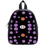 Alphabet Shirtjhjervbret (2)fvgbgnhll School Bags (Small)