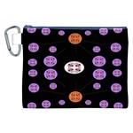 Alphabet Shirtjhjervbret (2)fvgbgnhll Canvas Cosmetic Bag (XXL)