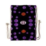 Alphabet Shirtjhjervbret (2)fvgbgnhll Drawstring Bag (Small)