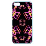 Alphabet Shirtjhjervbret (2)fv Apple Seamless iPhone 5 Case (Color)