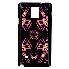 Alphabet Shirtjhjervbret (2)fv Samsung Galaxy Note 4 Case (black) by MRTACPANS