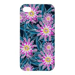 Whimsical Garden Apple Iphone 4/4s Hardshell Case by DanaeStudio