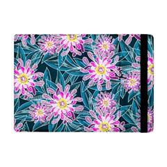 Whimsical Garden Apple Ipad Mini Flip Case by DanaeStudio