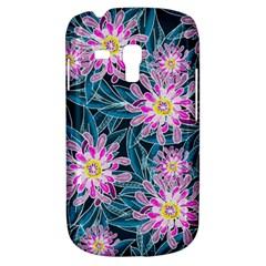 Whimsical Garden Samsung Galaxy S3 Mini I8190 Hardshell Case by DanaeStudio