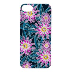 Whimsical Garden Apple Iphone 5s/ Se Hardshell Case by DanaeStudio