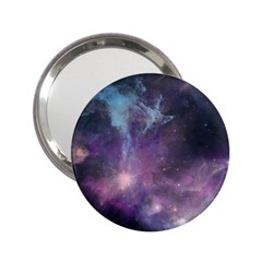Blue Galaxy  2 25  Handbag Mirrors by DanaeStudio