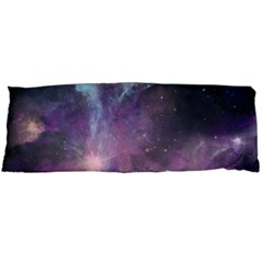 Blue Galaxy  Body Pillow Case (dakimakura) by DanaeStudio
