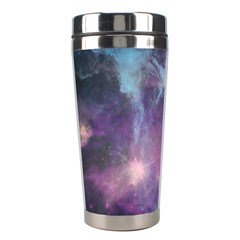 Blue Galaxy  Stainless Steel Travel Tumblers by DanaeStudio