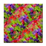 Colorful Mosaic Tile Coasters