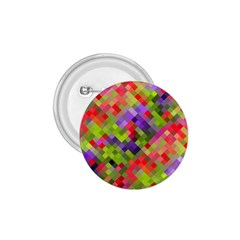 Colorful Mosaic 1 75  Buttons by DanaeStudio