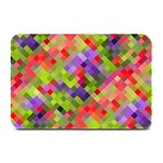 Colorful Mosaic Plate Mats