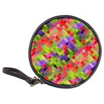 Colorful Mosaic Classic 20-CD Wallets