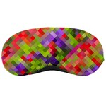Colorful Mosaic Sleeping Masks