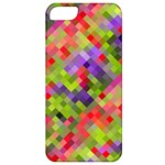 Colorful Mosaic Apple iPhone 5 Classic Hardshell Case