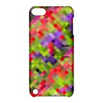 Colorful Mosaic Apple iPod Touch 5 Hardshell Case with Stand
