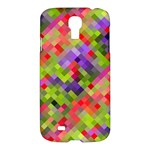 Colorful Mosaic Samsung Galaxy S4 I9500/I9505 Hardshell Case