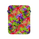 Colorful Mosaic Apple iPad 2/3/4 Protective Soft Cases