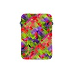 Colorful Mosaic Apple iPad Mini Protective Soft Cases