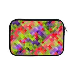 Colorful Mosaic Apple Ipad Mini Zipper Cases by DanaeStudio