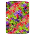 Colorful Mosaic Samsung Galaxy Tab 3 (10.1 ) P5200 Hardshell Case