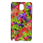 Colorful Mosaic Samsung Galaxy Note 3 N9005 Hardshell Case