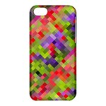 Colorful Mosaic Apple iPhone 5C Hardshell Case