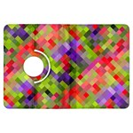 Colorful Mosaic Kindle Fire HDX Flip 360 Case