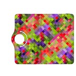 Colorful Mosaic Kindle Fire HDX 8.9  Flip 360 Case