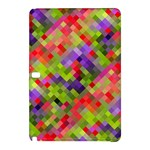 Colorful Mosaic Samsung Galaxy Tab Pro 10.1 Hardshell Case