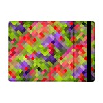 Colorful Mosaic iPad Mini 2 Flip Cases