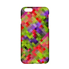 Colorful Mosaic Apple Iphone 6/6s Hardshell Case by DanaeStudio