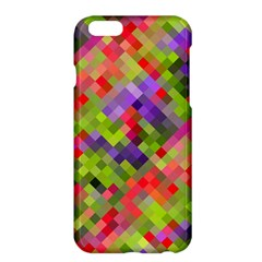 Colorful Mosaic Apple Iphone 6 Plus/6s Plus Hardshell Case by DanaeStudio