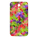 Colorful Mosaic Samsung Galaxy Mega I9200 Hardshell Back Case