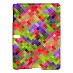 Colorful Mosaic Samsung Galaxy Tab S (10.5 ) Hardshell Case