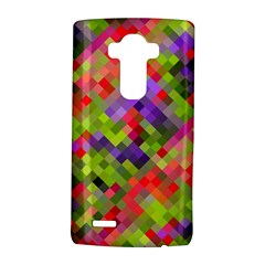 Colorful Mosaic Lg G4 Hardshell Case by DanaeStudio