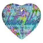Drake 1 800 Hotline Bling Ornament (Heart)