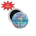 Drake 1 800 Hotline Bling 1.75  Magnets (10 pack)