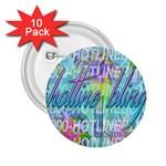Drake 1 800 Hotline Bling 2.25  Buttons (10 pack)