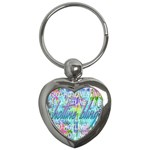 Drake 1 800 Hotline Bling Key Chains (Heart)