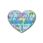 Drake 1 800 Hotline Bling Heart Coaster (4 pack)