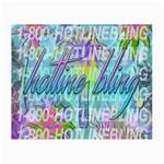 Drake 1 800 Hotline Bling Small Glasses Cloth (2-Side)