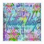 Drake 1 800 Hotline Bling Medium Glasses Cloth (2-Side)