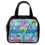 Drake 1 800 Hotline Bling Classic Handbags (One Side)