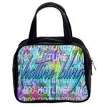 Drake 1 800 Hotline Bling Classic Handbags (2 Sides)