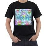 Drake 1 800 Hotline Bling Men s T-Shirt (Black)