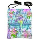 Drake 1 800 Hotline Bling Shoulder Sling Bags