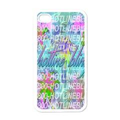Drake 1 800 Hotline Bling Apple Iphone 4 Case (white) by Onesevenart