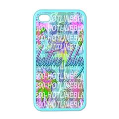 Drake 1 800 Hotline Bling Apple Iphone 4 Case (color) by Onesevenart